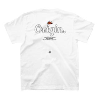 ORIGIN.のoriginT T-shirts