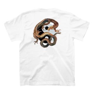 タオ北斎龍 T-shirts