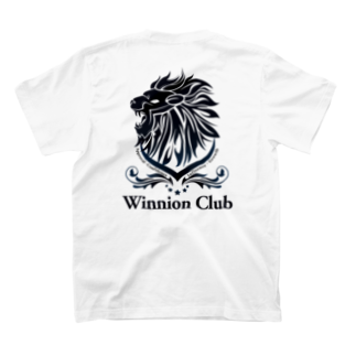h-snow-pのWinnionT T-shirtsの裏面