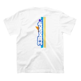 🌊🏖33beachTシャツ エボシラインTシャツ お昼寝 T-shirts
