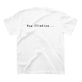 Now クライミング T-shirts