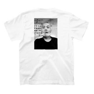 スキンヘッドわたぼう T-shirts