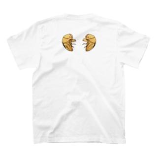 可愛いアイツのヌケガラ T-shirts