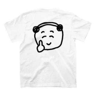 こいぬおじさんのロック T-shirts