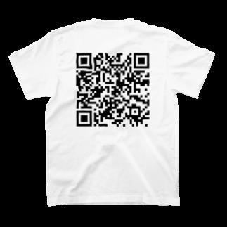 MiMiZukの「隣にいてくれるあなたが好き」 T-shirtsの裏面