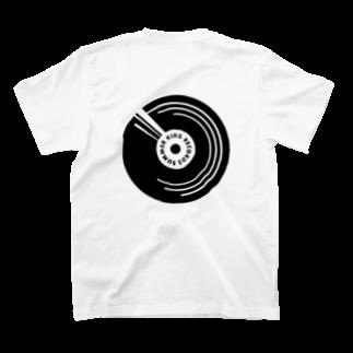 の ばのしんぷるろご T-shirts