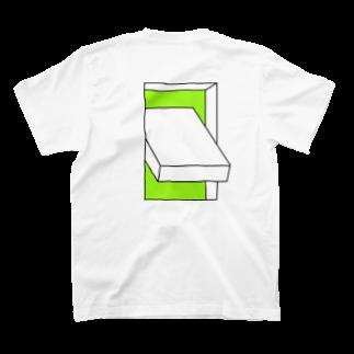 HANAMARUの切り抜き T-shirts