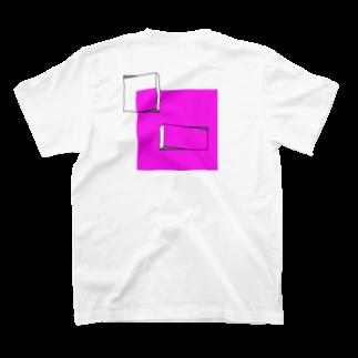 HANAMARUのピンク T-shirts