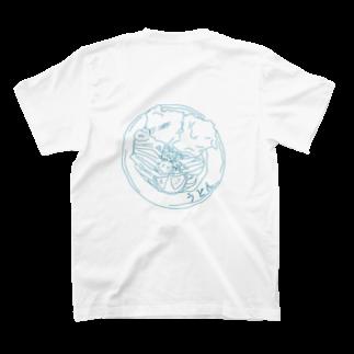 monutoonのうどん T-shirts