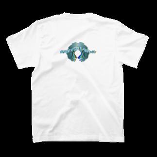 おやすみデストラクションのおやすみデストラクションロゴTシャツ T-shirts
