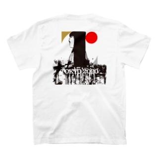 unknowntwintwin / AKIRA TOKYO2020 T-shirts