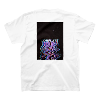 CONFLATE T-shirts