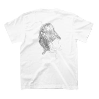 ヒデシマヤスノブ T-shirts