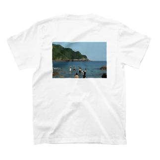 Hiroki Isohata デザインTシャツ T-shirts