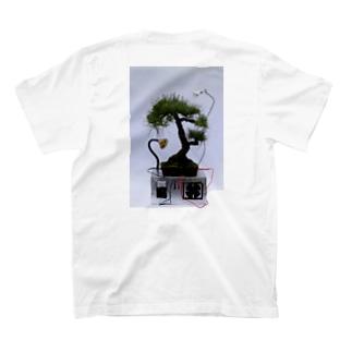 saku.Botanicalworks  デザインTシャツ T-shirts