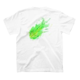 キキョウTシャツ(白系) T-shirts