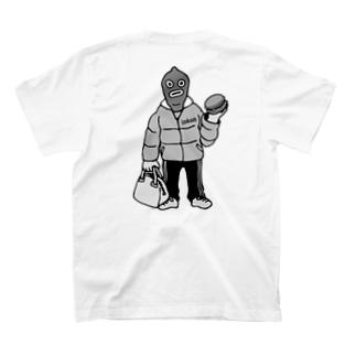 inkunモノクロバージョン T-shirts
