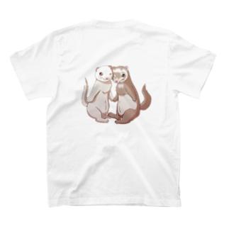 ポニョ蘭丸1 T-shirts