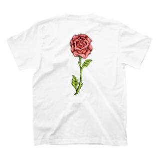 【X ROSE X】 T-shirts