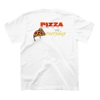 hood : pizzaTシャツ T-shirts