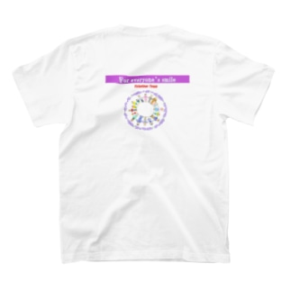 For everyone's smile T-shirts