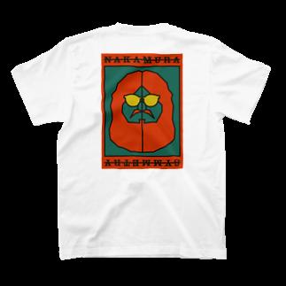 #なかむらしんたろうを拡張する展示のRYO SEKINE T-shirts