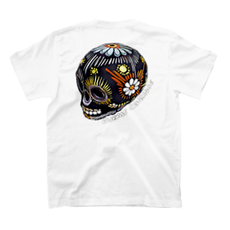 Huesos Cruzadosの#40 Huesos Cruzados  T-shirts