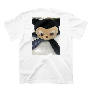 jitsuzon10のおくときゃっと T-shirtsの裏面