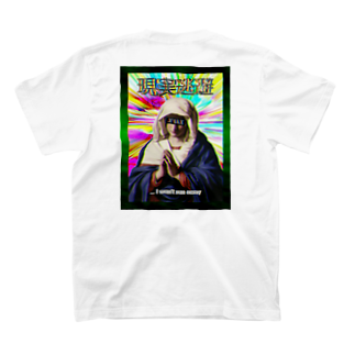 X CREATEの【X Escapism X】 T-shirtsの裏面