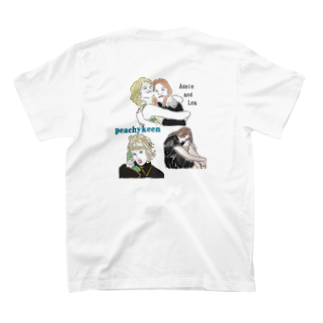 peachykeenのレアセドゥ T-shirts