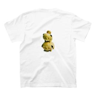 マツエ犬 モデル:BREMEN T-shirts