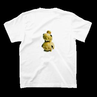 はにわ作家 松江直樹のマツエ犬 モデル:BREMEN T-shirts