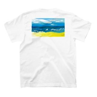 Stories by beach - Karon T-shirts