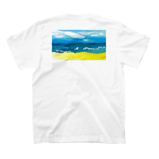 APLYのStories by beach - Karon T-shirtsの裏面
