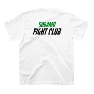 巣鴨ファイトクラブ T-shirts