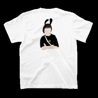 ユウワクのウサミミダンシ T-shirts