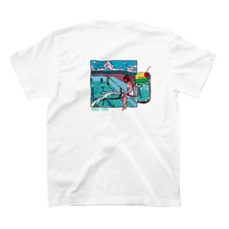 POOL SIDE. T-shirts