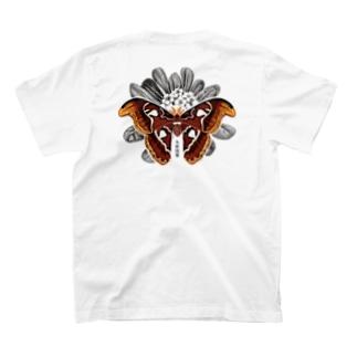 ヨナグニサン【バックプリント】 T-shirts