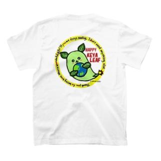 あったかハートケアリーフ T-shirts