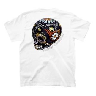#43 Huesos Cruzados  T-shirts