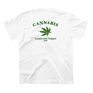 CANNABIS by Comfortable T-shirts