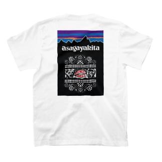 MEATMEATMEET2019AW T-shirts