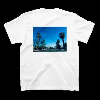 chomochiのLA! T-shirts