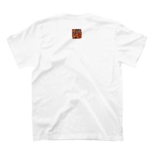 トルコに妄想中・赤 T-shirts