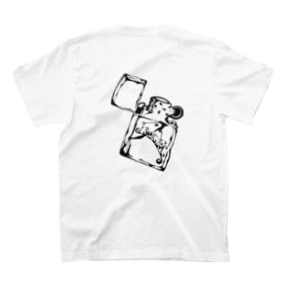 emble(m).   zippo t T-shirts