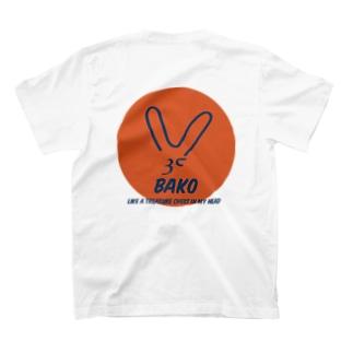 BAKOロゴT T-shirts