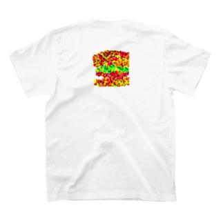 みんな大好き❤ハンバーガー T-shirts