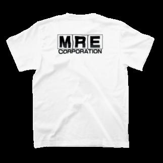 CPRTDEL SHOPのノスタルジックメーカー(MRE) T-shirts