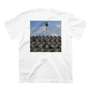 天空の秋祭り T-shirts