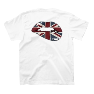 UK-Lip T-shirts